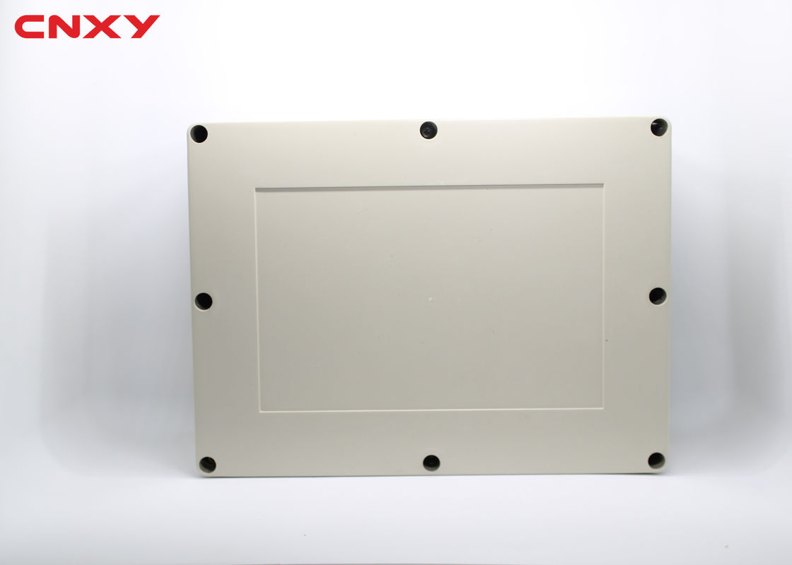 Shock Resistance Plastic Junction Box IK08 -40 To 120 °C Fit Fire Equipment