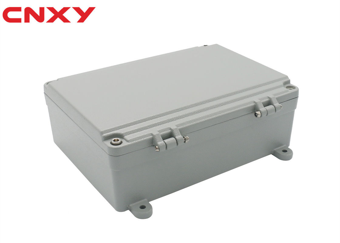 Multifunction Aluminum Junction Box , Electronic Instrument Enclosures